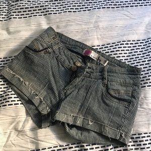 Pants - barely worn Ink short shorts!